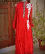 Kanav By Suman Ali Party Wear Collection 2013 For Women 0013