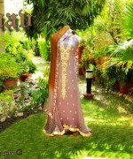 Kanav By Suman Ali Party Wear Collection 2013 For Women 003