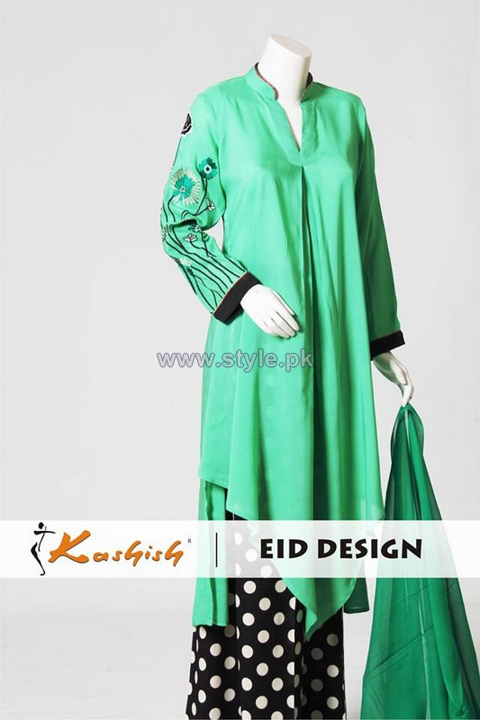 Kashish Eid Collection 2013 For Women2