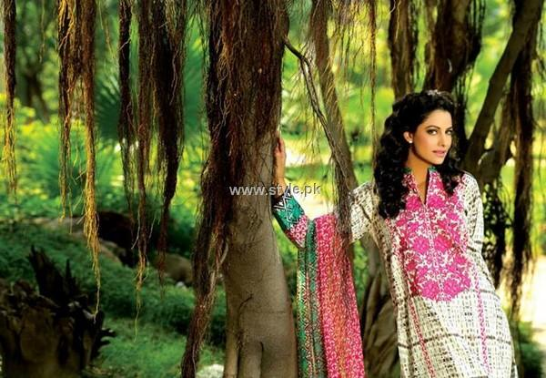Khaadi Cambric Collection 2013 for Women 001 pakistani dresses