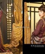Khaddar Dresses 2013 by Shariq Textiles for Women 001