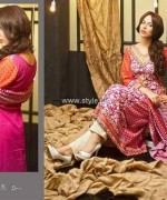 Khaddar Dresses 2013 by Shariq Textiles for Women 004