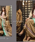 Khaddar Dresses 2013 by Shariq Textiles for Women 005