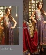 Khaddar Dresses 2013 by Shariq Textiles for Women 006