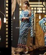 Khaddar Dresses 2013 by Shariq Textiles for Women 009
