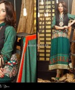 Khaddar Dresses 2013 by Shariq Textiles for Women