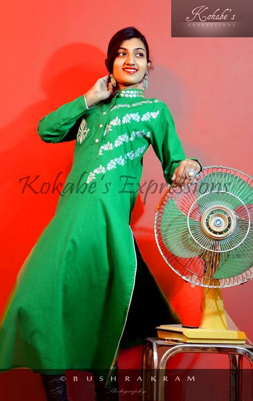 Kokabe's Expressions Eid Ul Azha Collection 2013 For Women 002