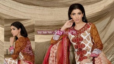 Lala Sana and Samia Khaadi Collection 2013 for Women