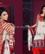 Lala Textiles Turkish Linen Dresses 2013 For Women5 (2)
