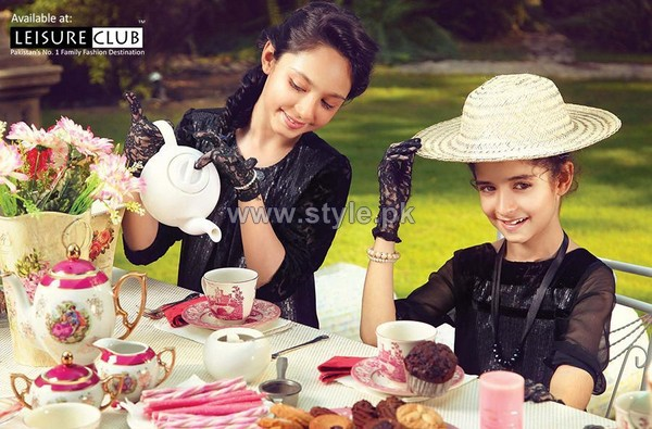 Leisure Club Party Wear Dresses 2013 For Kids3