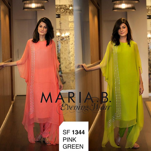 Maria B Evening Wear Collection 2013 For Women 003