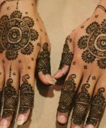 Mehndi Designs for Eid ul Azha 2013 for Women 009