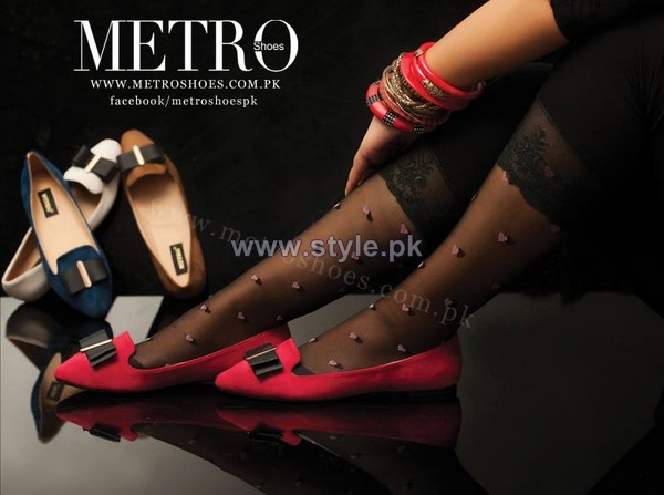 Metro Shoes Winter Collection 2013 For Women7 shoes