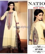 Nation by Riaz Arts Winter Designs 2013 For Girls3