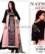 Nation by Riaz Arts Winter Designs 2013 For Girls5