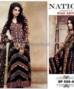 Nation by Riaz Arts Winter Designs 2013 For Girls7