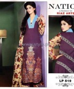 Nation by Riaz Arts Winter Designs 2013 For Girls8