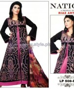 Nation by Riaz Arts Winter Designs 2013 For Women12
