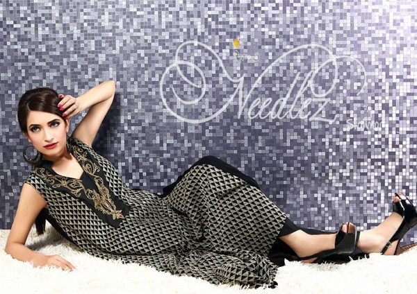 Needlez By Shalimar Formal Dresses 2013 For Women 004