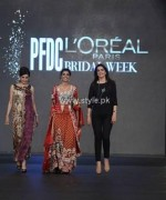 Nickie Nina Bridal Dresses 2013 at PFDC L'Oreal Paris Bridal Week