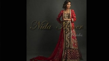 Nida Azwer Bridal Wear Collection 2013 for Women