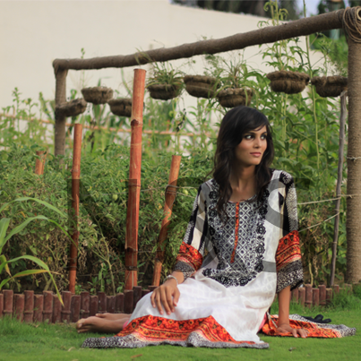 Nida Saba Designs Eid Collection 2013 For Women 3