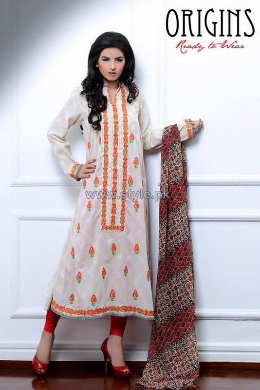 Origins Eid-Ul-Azha Collection 2013 Volume 2 For Girls6