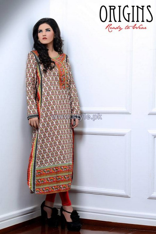 Origins Eid-Ul-Azha Collection 2013 Volume 2 For Girls7