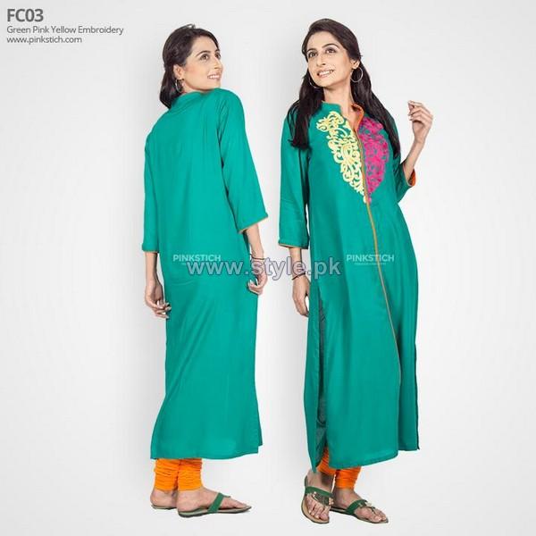 Pinkstich New Dresses 2013 For Eid-Ul-Azha9