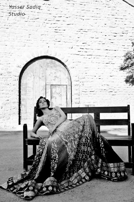 Rizwan Ahmed Formal Dresses 2013 For Women 002