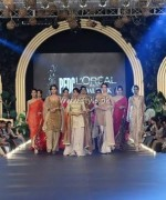 Sadaf Malaterre Bridal Dresses 2013 at PFDC L'Oreal Paris Bridal Week