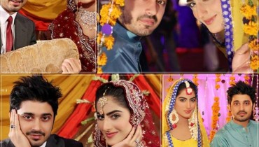 Sana Khan and Babar Khan Engagement Pictures