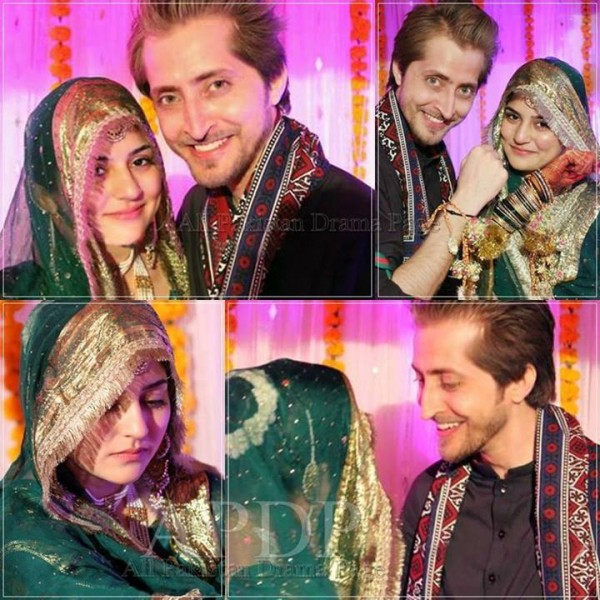 Sanam Baloch Marriage Pics 600x600 new fashion trends celebrity gossips