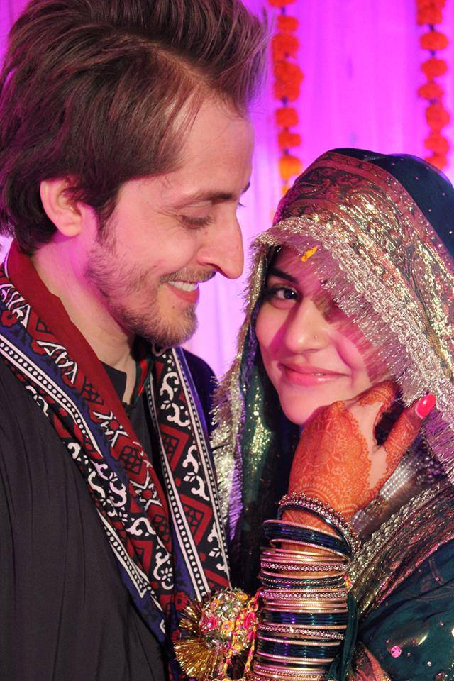 Sanam Baloch Marriage Pictures