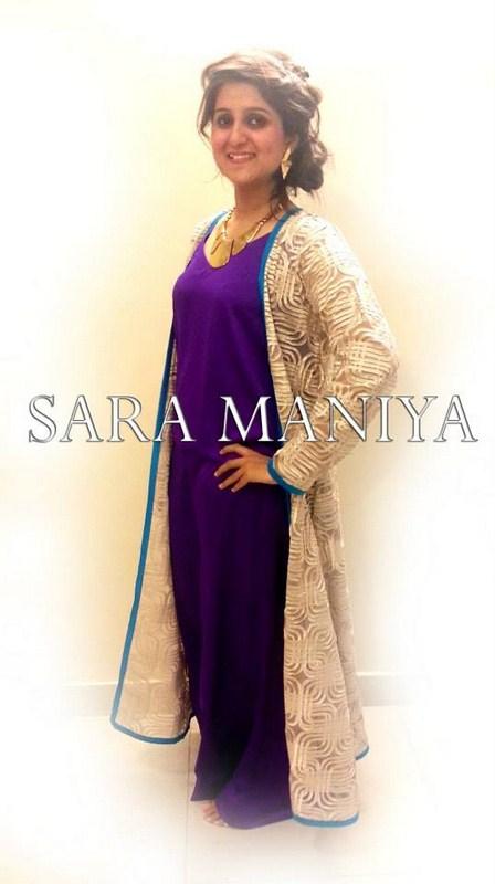 Sara Maniya Autumn Collection 2013 For Women 0010
