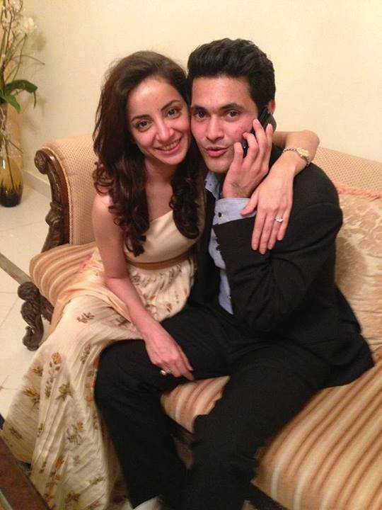 Sarwat Gillani and Fahad Mirza will soon be getting married