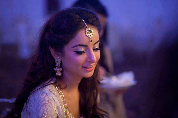 Sarwat Gillani in her Brother's Wedding