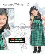 Shahnaz Autumn Winter Clothes 2013 For Babies1