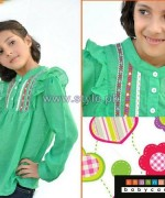 Shahnaz Autumn Winter Clothes 2013 For Babies2