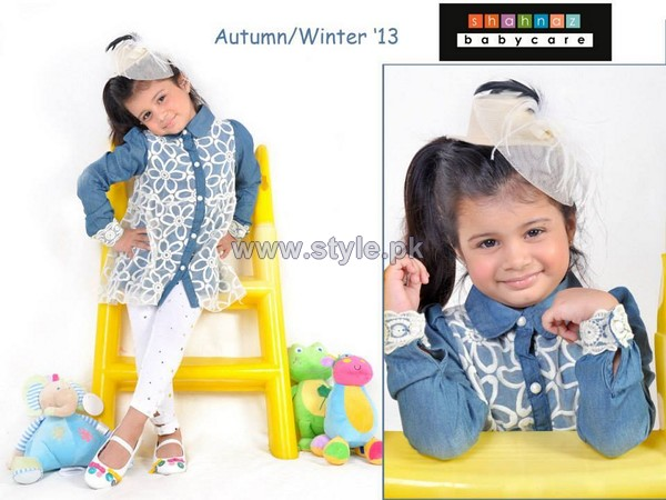 Shahnaz Autumn Winter Clothes 2013 For Babies5
