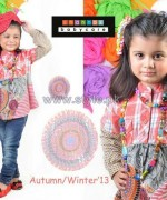 Shahnaz Autumn Winter Clothes 2013 For Kids10