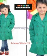 Shahnaz Autumn Winter Clothes 2013 For Kids8