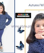 Shahnaz Autumn Winter Clothes 2013 For Kids9