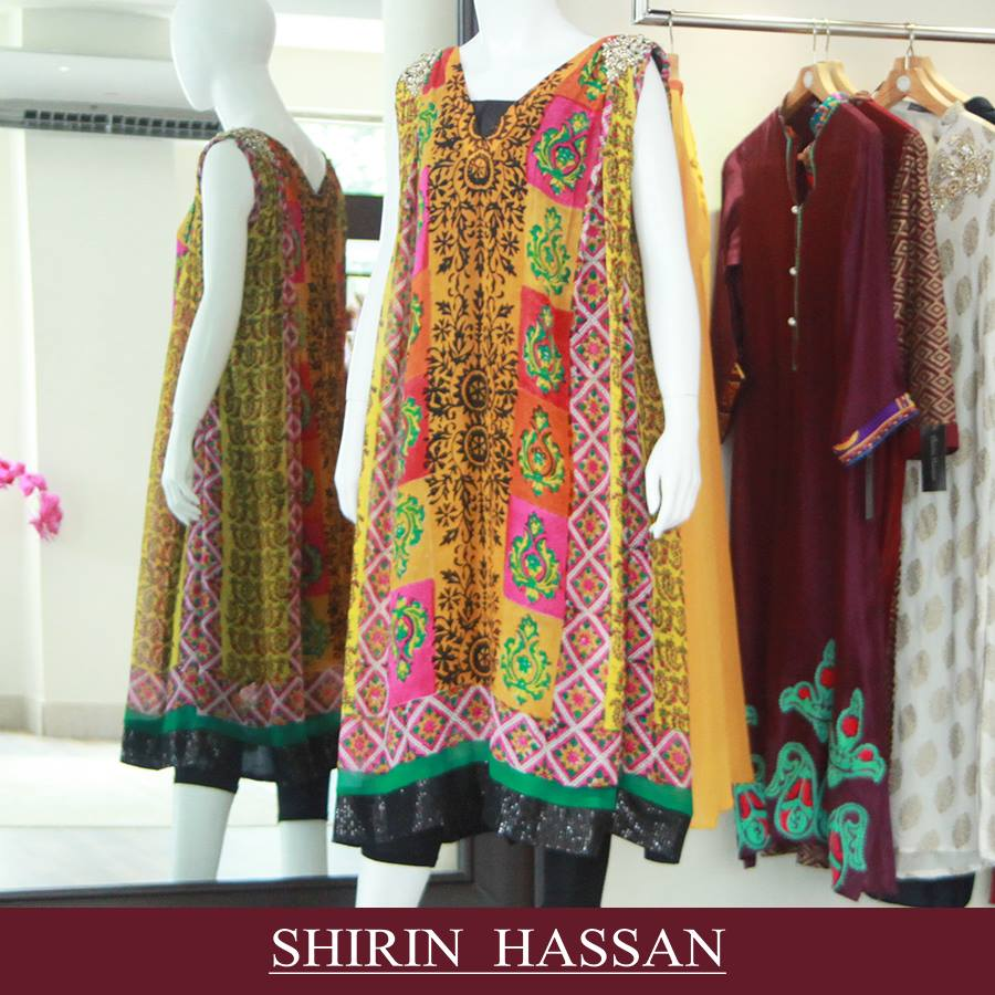 Metro Shoes Winter Collection 2013 Shirin Hassan Eid-Ul-A...