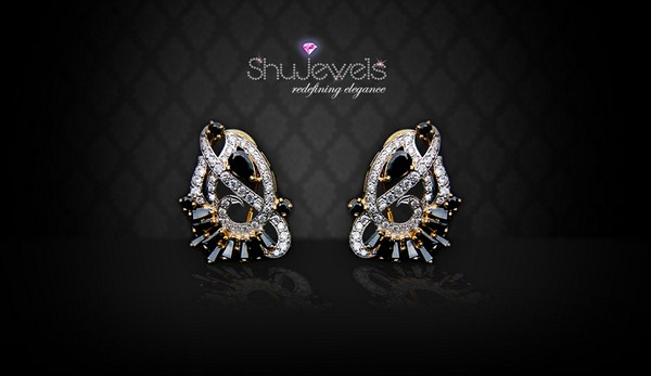Shujewels Jewellery Designs 2013 For Women