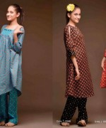 Sitara Textiles Winter Dresses 2013 For Women 004