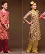 Sitara Textiles Winter Dresses 2013 For Women 005