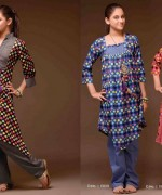 Sitara Textiles Winter Dresses 2013 For Women