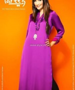 Taree'z Fashion Party Wear Collection 2013 for Women 002