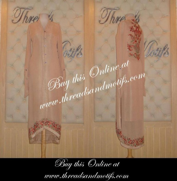 Threads And Motifs Eid-Ul-Azha Collection 2013 For Women  007